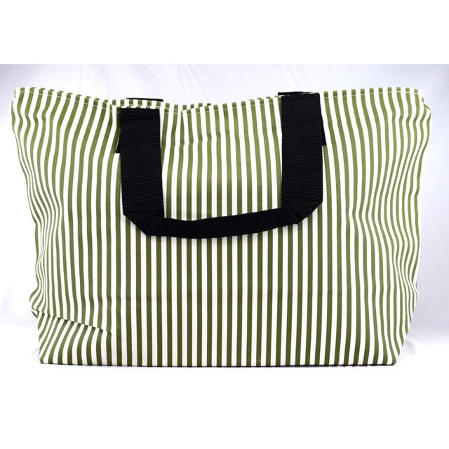 Large Zipper Tote - Accessories - George & Augie
