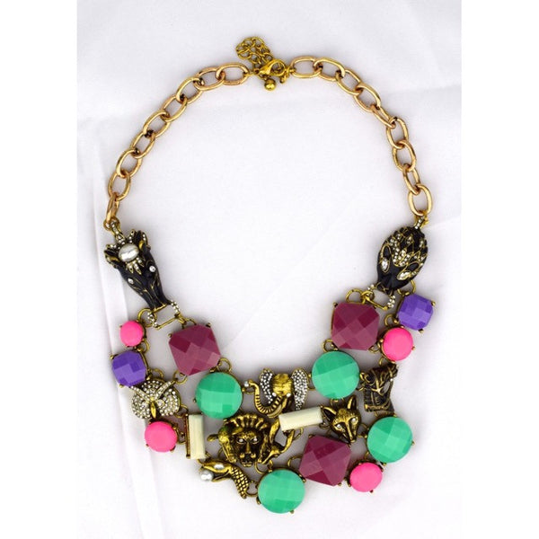 Animals Necklace - Accessories - George & Augie