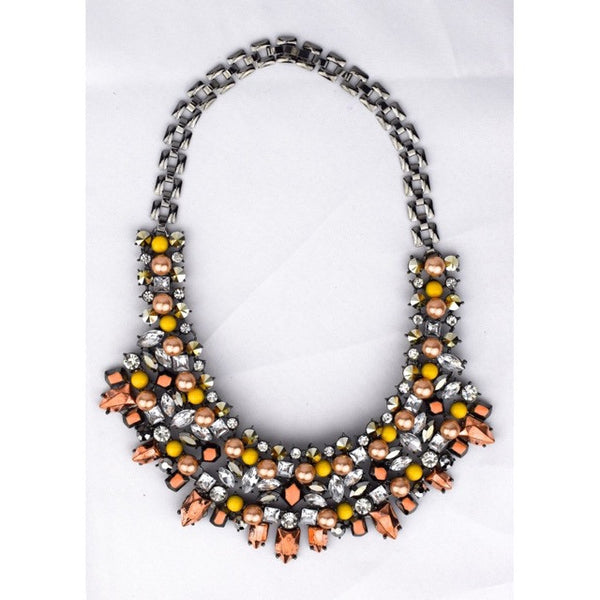 Metallic Necklace - Accessories - George & Augie
