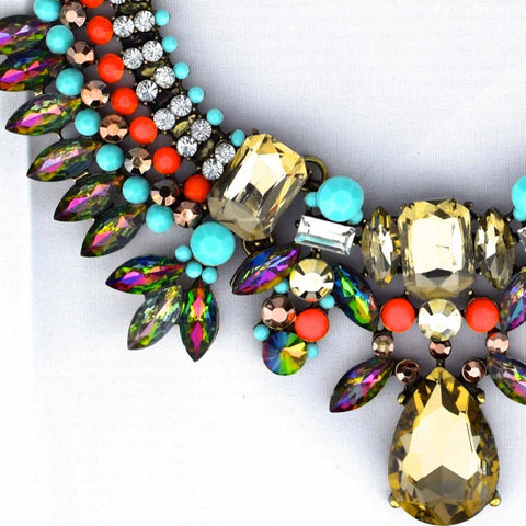 Egyptian Jewel Necklace - Accessories - George & Augie
