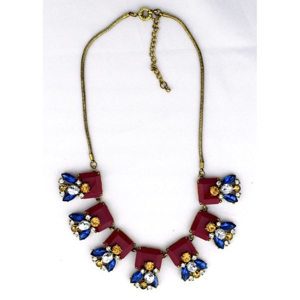 Jewel Bee Necklace - Accessories - George & Augie