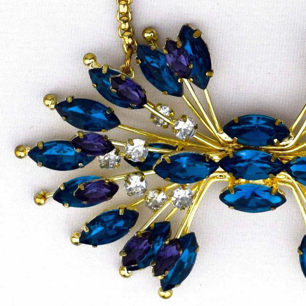 Peacock Necklace - Accessories - George & Augie