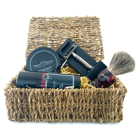 Edwin Jagger Safety Razor Hamper