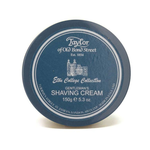 Taylor of Old Bond Street Eton College Collection Shaving Cream 150g