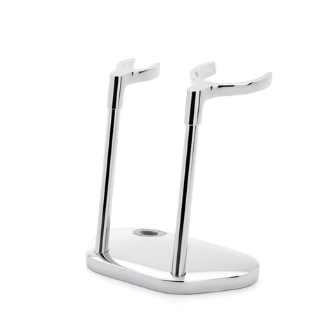 MÜHLE CHROME BRUSH & RAZOR STAND RHM87