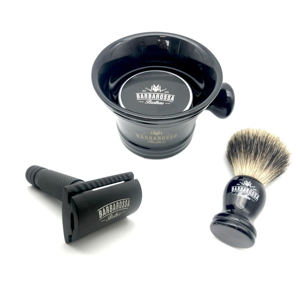 The Ottoman Double Edge Shaving Set