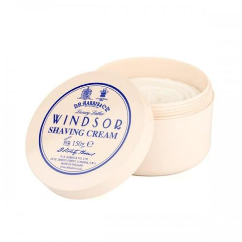 D.R. Harris Windsor Shaving Cream 150g