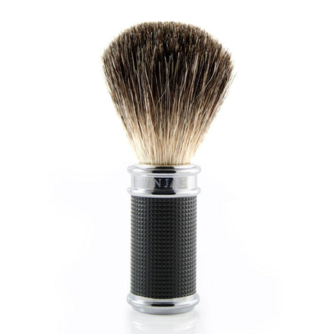 Badger Brush - Edwin Jagger 3D Diamond Badger Brush (81SB3DBC15)