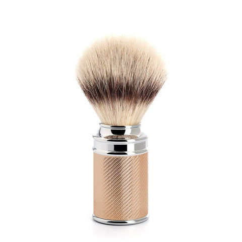 Badger Brush - MÜHLE Silvertip Badger Rose Gold Shaving Brush