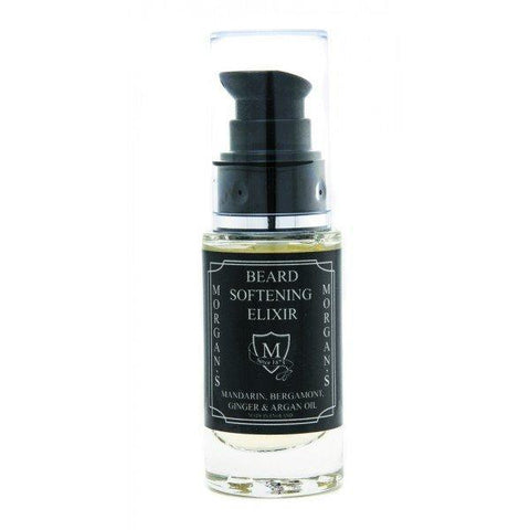 Beard Oil - Morgan's Beard And Softening Elexir 30ml