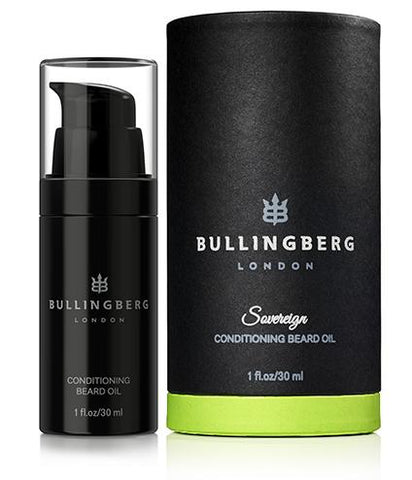 Sovereign Beard Oil by Bullingberg