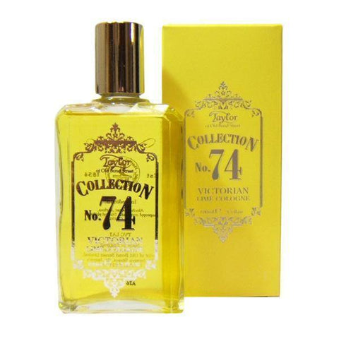 Cologne - Taylor Of Old Bond Street No. 74 Victorian Lime Fragrance