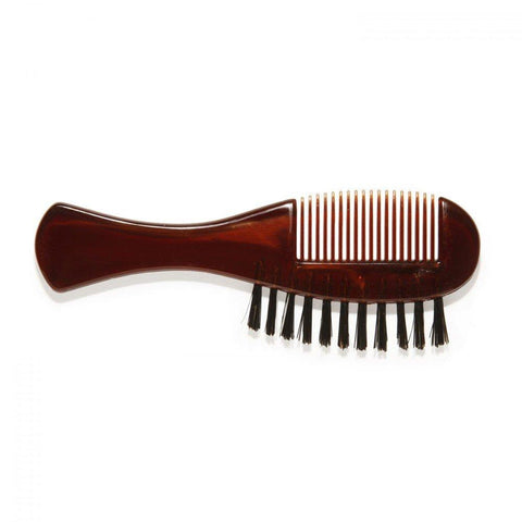 Comb - Dovo Beard Brush And Comb
