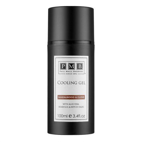 Cooling Gel - Pall Mall Barbers Sandalwood & Clove Cooling Gel 100ml