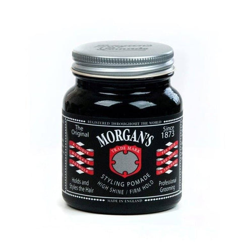 Hair Product - Morgan's Styling Hair Pomade High Shine And Firm Hold