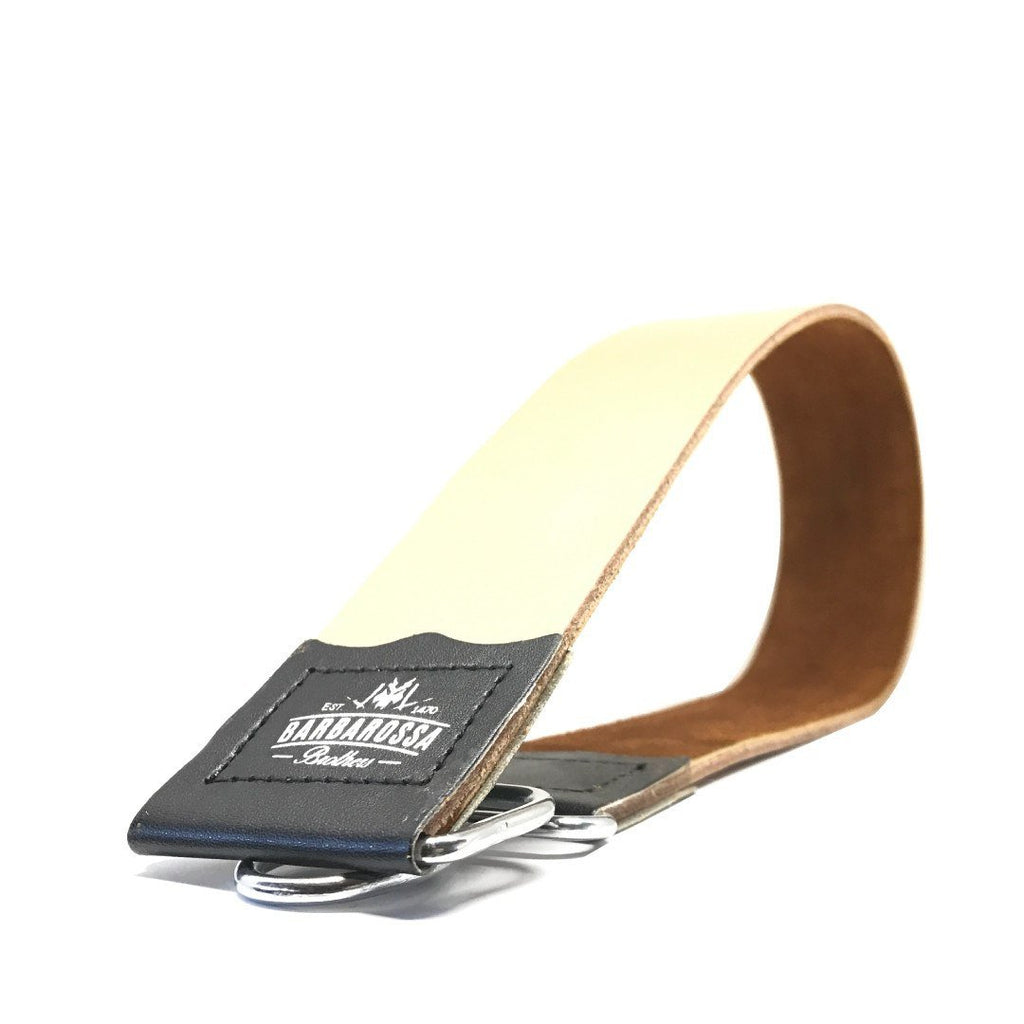 Hanging Strop - Barbarossa Brothers Genuine Cowhide Leather Strop 'XL'