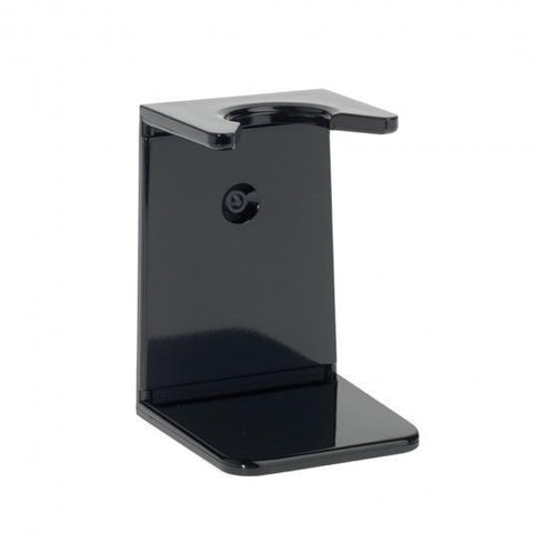 Mühle, Black Shaving Brush Stand RH6