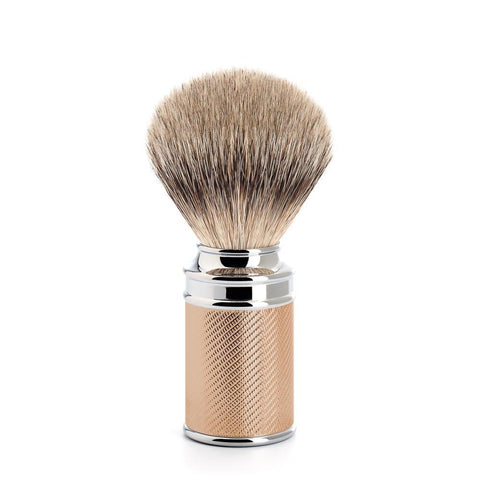 Muhle Traditional Silvertip Badger Brush