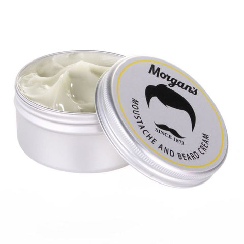 Morgans Moustache and Beard Cream 75ml