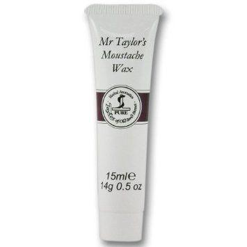 Moustache Wax - Taylor Of Old Bond Street Moustache Wax 15ml