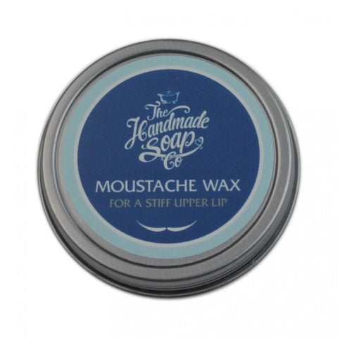 Moustache Wax - The Handmade Soap Company Moustache Wax