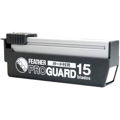 Razor Blades - Feather Artist Club Pro Guard Blades X 15