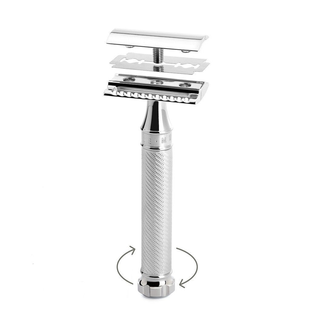 Razor - MÜHLE R89 Twist Safety Razor