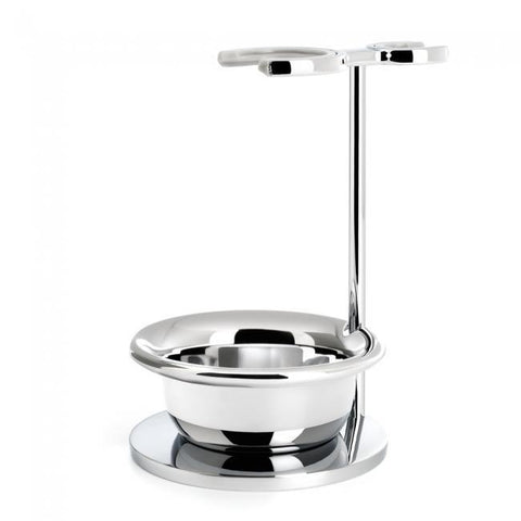 Razor Stand - MÜHLE Shaving Brush, Razor Stand And Bowl