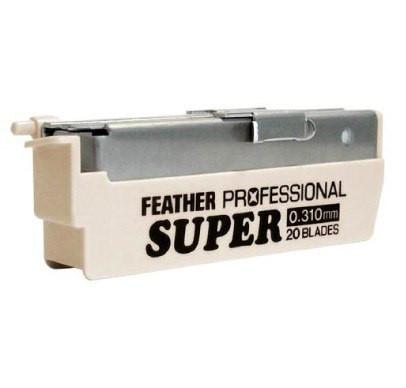 Shavette Razor Blades - Feather Artist Club Pro Super Blades PS20