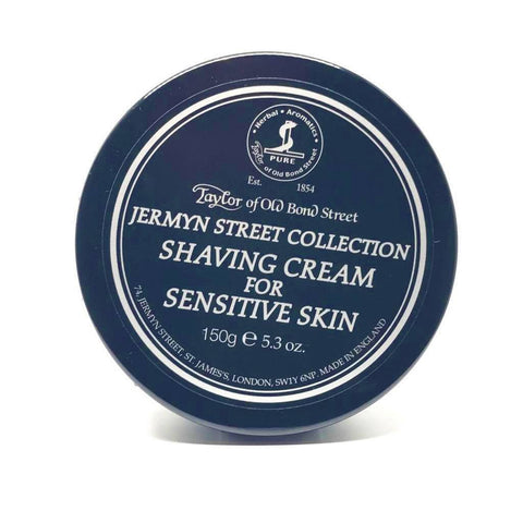 Shaving Cream - Taylor Of Old Bond Street Sensitive Skin Shaving Cream 150g