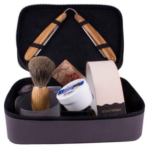 Shaving Set - Dovo Straight Razor Set 860115