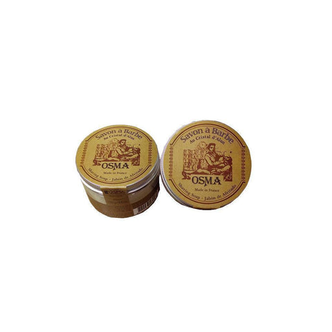Shaving Soap - Osma Shaving Soap In Plastic Jar 100g