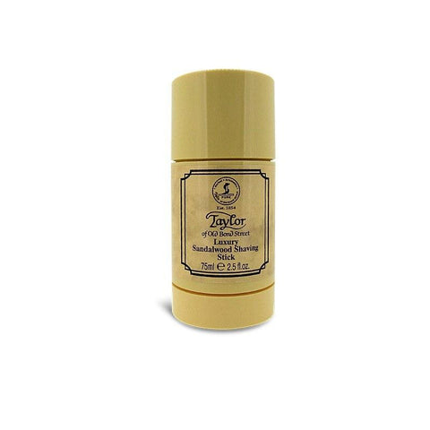 Shaving Stick - Taylor Of Old Bond Street Sandalwood Shave Stick 75ml