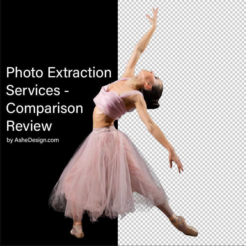 Background Removal - Photo Extraction Services Comparison Review