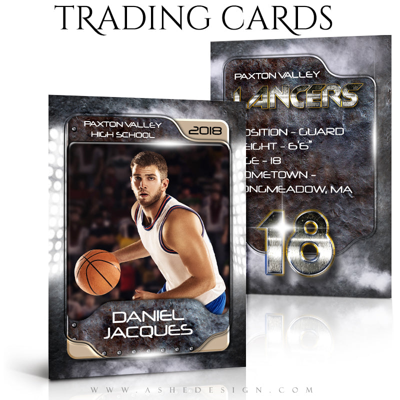 Printing Trading Cards