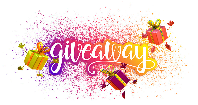 Enter to Win in Sonja's Birthday Week Giveaway!