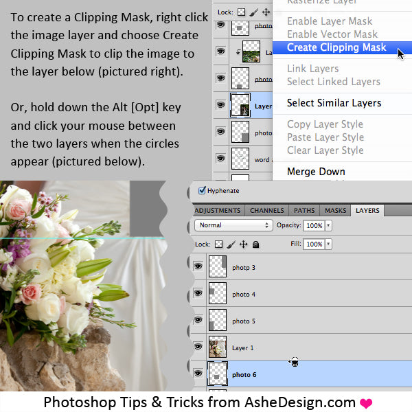 Create-Clipping-Mask-in-Photoshop