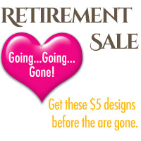 $5 Retirement Sale > Shop Now!