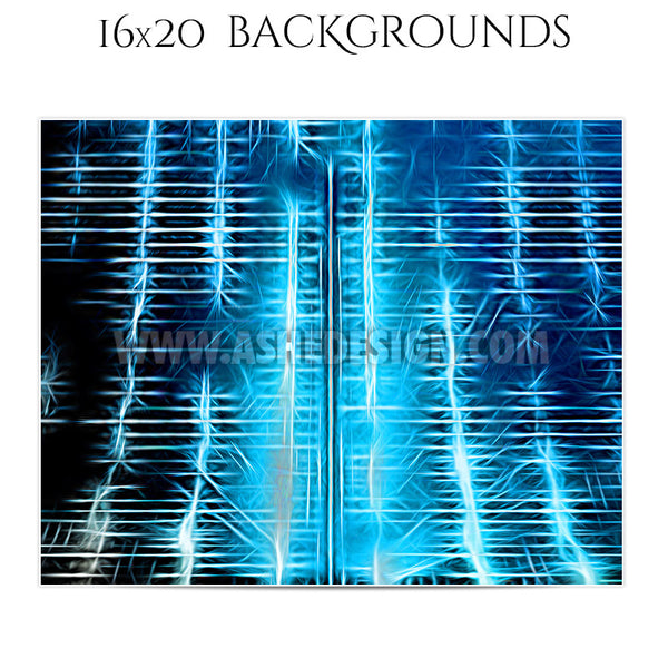 Backgrounds 16x20 | Techno Universe 1