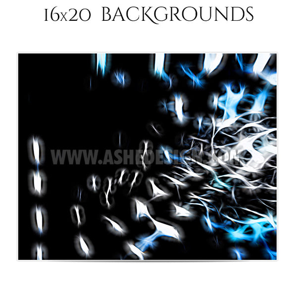 Backgrounds 16x20 | Techno Universe 4
