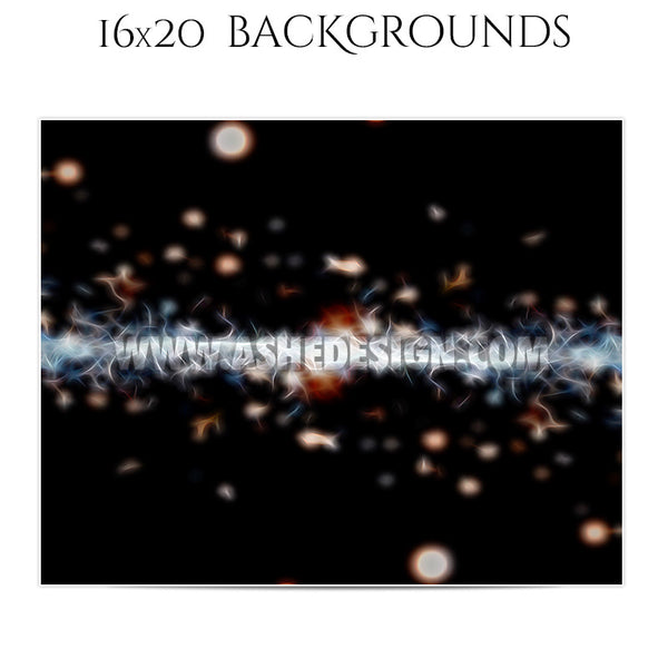Backgrounds 16x20 | Techno Universe 5