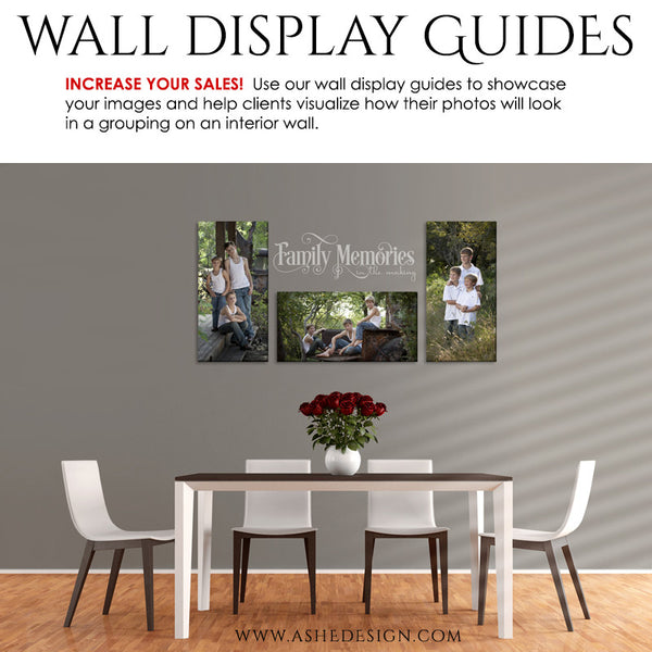 Photography Wall Display Guides | Simply Neutral - Dining Room1