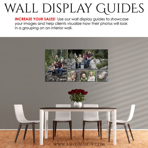 Photography Wall Display Guides | Simply Neutral - Dining Room2