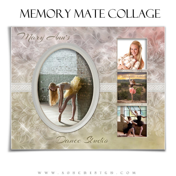 Memory Mate Dance Templates - Beautiful Glow hz