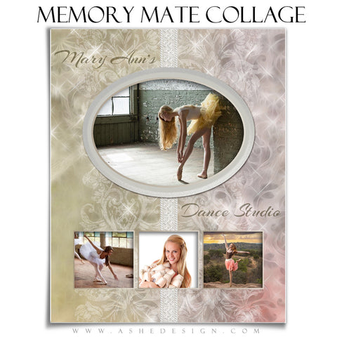 Memory Mate Dance Templates - Beautiful Glow vt