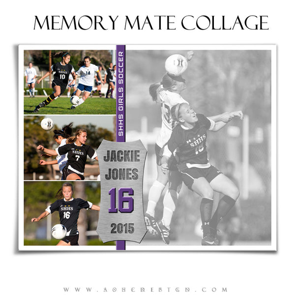 Memory Mate Sports Templates | On The Field hz