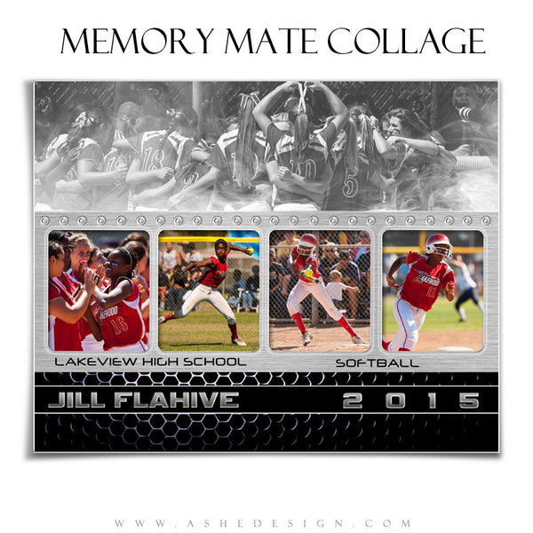 Ashe Design | Memory Mates 8x10 Game Changer SB