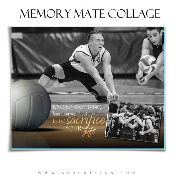 Ashe Design | Sports Memory Mates 8x10 - Your Gift hz
