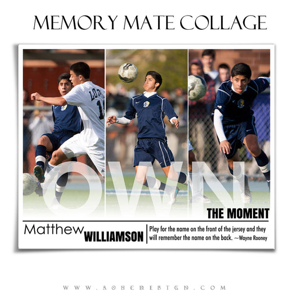Sports Memory Mates | Own The Moment hz