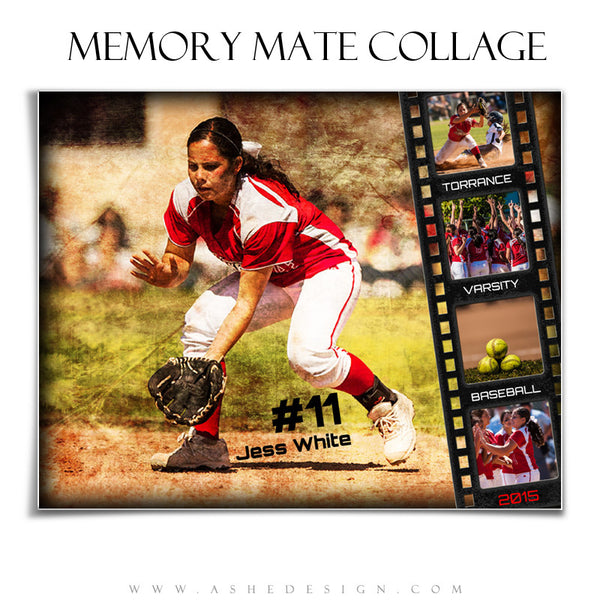 Sports Memory Mates - Flim Strip hz